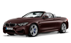 BMW M4 Cabriolet