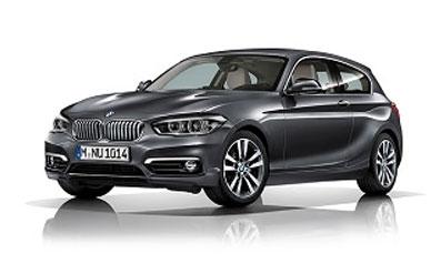BMW Série 1 Urban Chic trois portes
