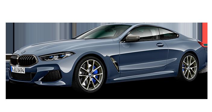 LA 8 : la voiture de sport de luxe de BMW
