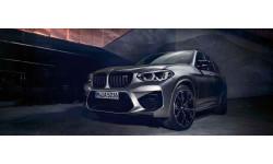 NOUVELLES BMW X3 M.